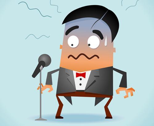 nervous-speaker