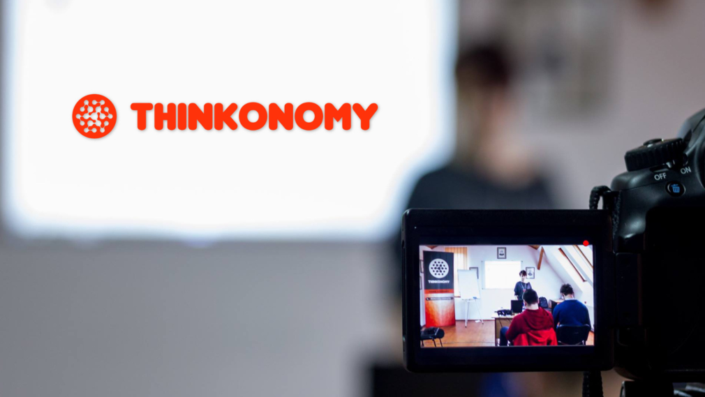 Thinkonomy personal branding workshop